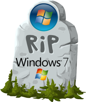 RIP Win 7