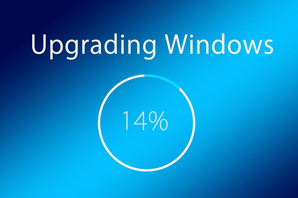 Windows 10 upgrade image